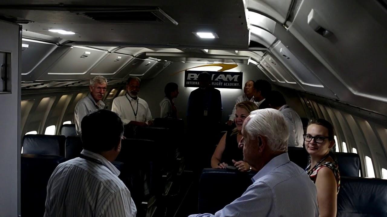 Flight Attendant & Cabin Crew Training   Pan Am