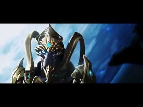 StarCraft II Legacy of the Void Reclamation Thai fandub (ฝึกพากย์)