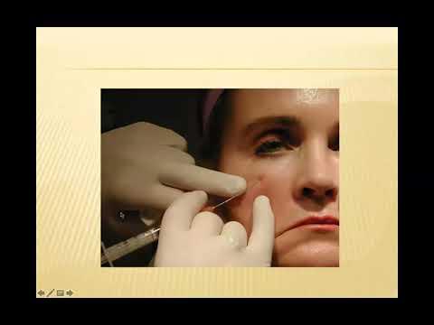 Dr. Bruce Katz of JUVA Skin & Laser Center - PRP Webinar Nov 2020 for Mt. Sinai