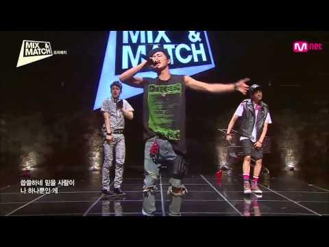 MIX & MATCH iKON B.I Team - Basket Case (Green Day) HD