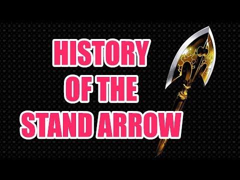 The History of The Stand Arrows in Jojo's Bizarre Adventure