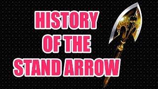 The History of The Stand Arrows in Jojo's Bizarre Adventure
