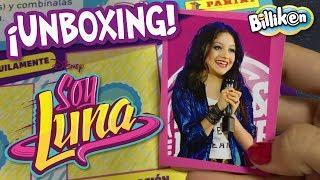 Unboxing Soy Luna -temporada 2- Billiken Panini #01