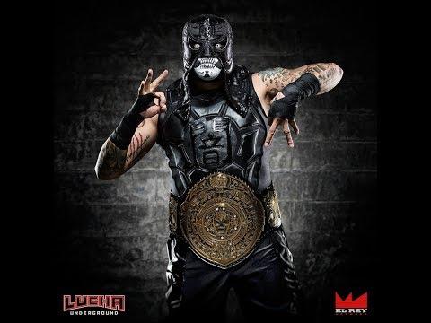 """M2H"" Lucha Underground Ultima Lucha Tres 2017 part 4 Highlights"