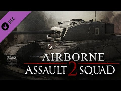 "bots FINALLY added to Men of War: Assault Squad 2 (""Airborne"" DLC)"
