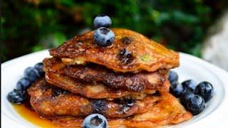 Bodybuilding Treat: Gluten Free Cream Of Rice Protein Pancakes
