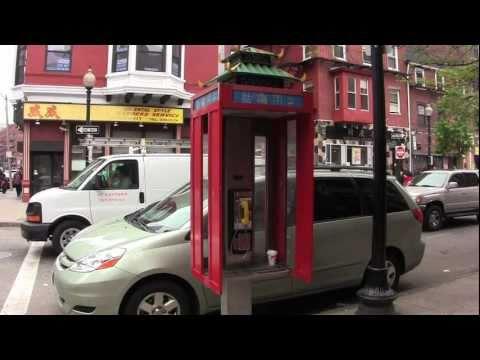 波士頓唐人街-Boston Chinatown