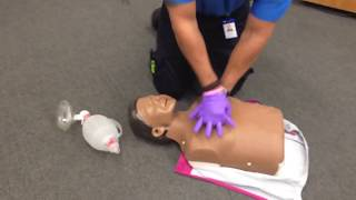 Cardiac Arrest Management/AED