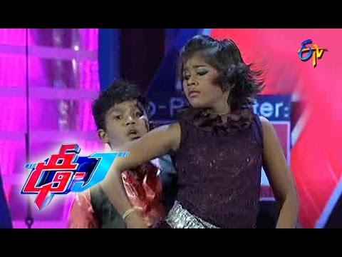 O Madhu O Madhu Song - Varshini Performance - 13 - Dhee Juniors - ETV Telugu