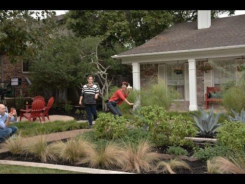 Front Yard Makeover Ryan Havilah Gee Central Texas Gardener Youtube