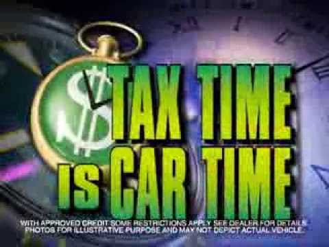 tax time is car time youtube. Black Bedroom Furniture Sets. Home Design Ideas