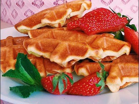 вафли с диетические рецепт фото венские