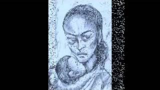 Ethiopian Art: Drawings from my sketchbook, 1980s