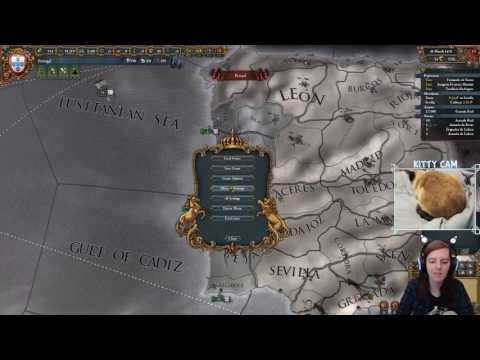 Learning about colonies! | EUIV | Portugal takes on the world  | COLONIZE Part 2