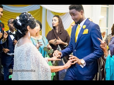 Meher Wacan | Aroos | Mohamed & Kawzar | 2017 | Best Somali Wedding