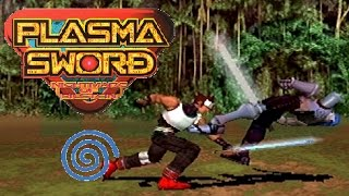 Plasma Sword playthrough (Dreamcast)