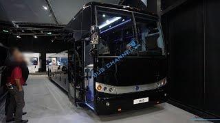 İlginç Temsa Otobüsü TS45 - Kısa  İnceleme (Amerikan Otobüsü) - [Bus Channel HD]