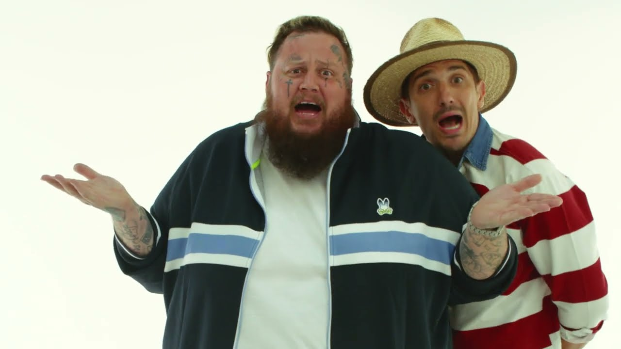 Andrew Schulz & Jelly Roll - Open 'Er Up - Official Music Video