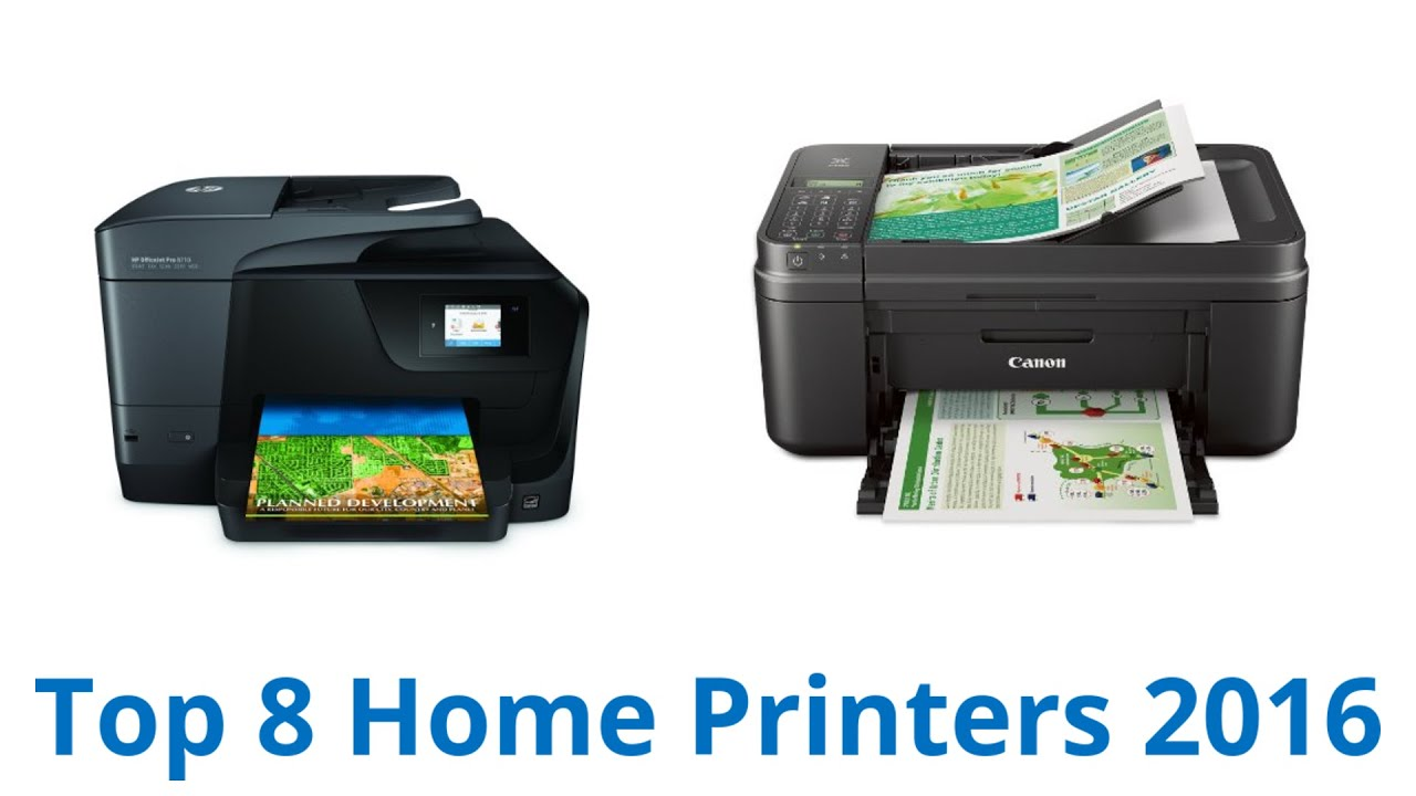 8 best home printers 2016 youtube