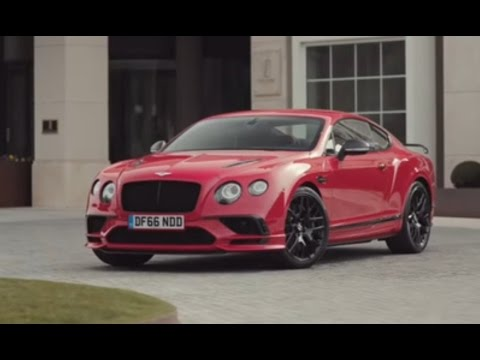 2018 bentley continental gt supersports. simple 2018 bentley continental 2018  next generation bentley continental gt  supersports in gt supersports