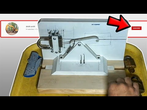 [393] Lock Sport Update | Check Out Dmith Smith's Lock Pin Transfer Jig!