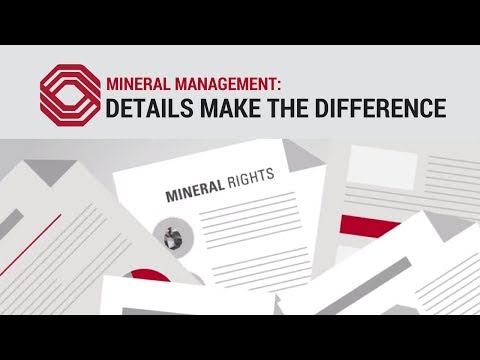 Benefits of Hiring a Mineral Manager