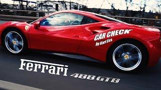der neue ferrari 488 gtb vs bmw m6 car check by karl ess
