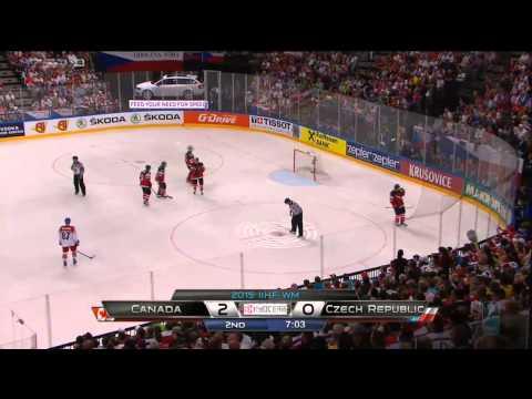 IIHF 2015 World Championship (Semi Final) Canada vs. Czech Republic