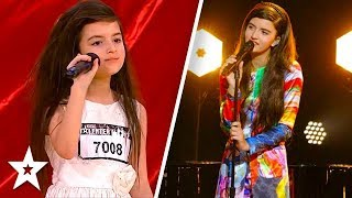Angelina Jordan 1st Audition on Norway's Got Talent | Got Talent Global