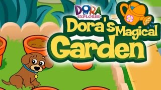 Dora The Explorer - Dora's Magical Garden | Dora Online Game Hd  Game For Children