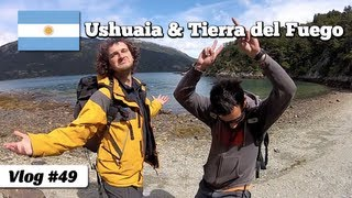 Video Things to do in Ushuaia & Tierra del Fuego, Argentina -(Travel Video 049) download MP3, 3GP, MP4, WEBM, AVI, FLV November 2017