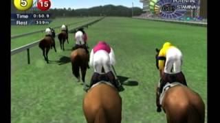 G1 Jockey gamplay (PS2)