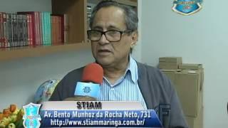 RIVAIL ASSUNÇÃO DA SILVEIRA PRESIDENTE DO STIAM MARINGÁ  14  06   2017