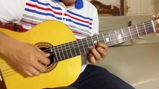 Melly Goeslaw - Guruku Tersayang (Tutorial Gitar & Fingerstyle Cover)