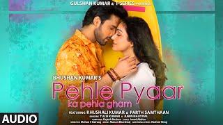 Pehle Pyaar Ka Pehla Gham (AUDIO)Jubin, Tulsi |Javed A, Rajesh R | Khushali, Parth | Manan, Rashmi