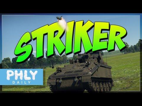 KILL Behind COVER - Striker ATGM (War Thunder Gameplay)