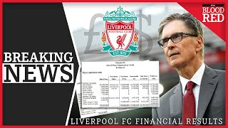 BREAKING: Liverpool smash £500m mark in stunning financial results