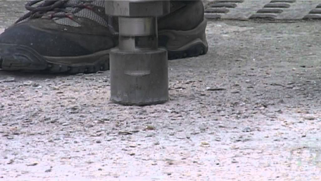 Gladde Tegels Opruwen : Vloeren plaatselijk opruwen met de trelawny lrs lange lans youtube