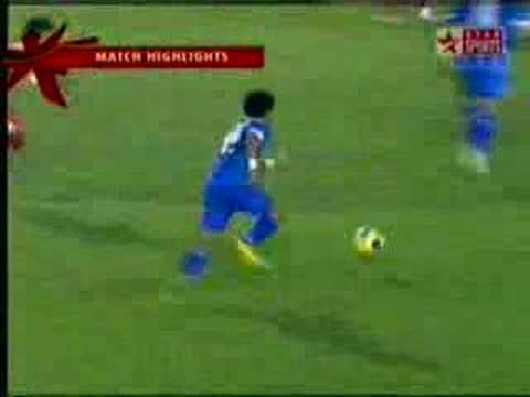 Khairul Amri Goal (Singapore vs Thailand)