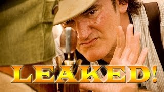 quentin tarantino cancels movie after script leaks