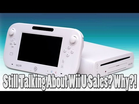 Why Are People Still Talking About Wii U Sales?