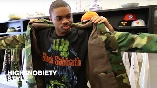 Highsnobiety TV | Shopping with Vince Staples Part 2