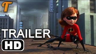 Incredibles 2 Trailer #2 (2018) | Top Trailers