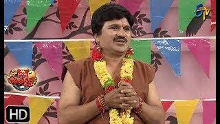 Rocket Raghava Performance   Extra Jabardasth   11th January 2019     ETV  Telugu