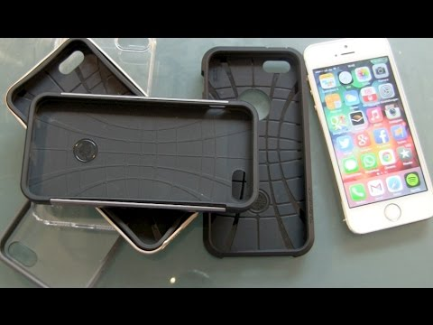 spigen-tough-armor-case-review-und-vergleich-iphone-5-/-5s