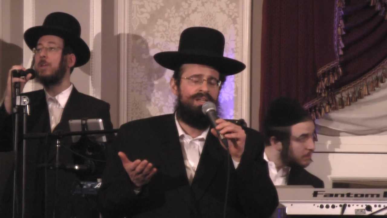 Yisroel Werdyger at RCCS Dinner 2012