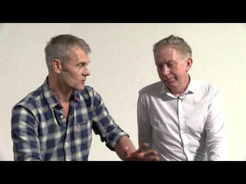 Dr. Hugh Hunt & Professor Kevin Anderson discussing ...