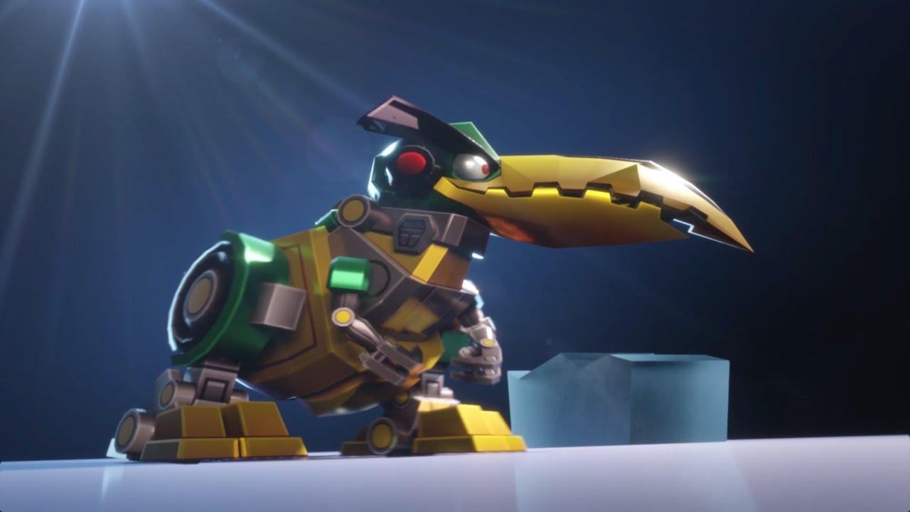 Angry Birds Transformers Hal As Grimlock Youtube