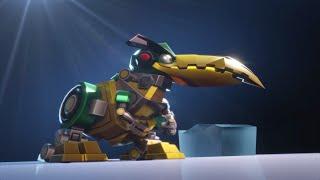 Angry Birds Transformers: Hal as Grimlock!