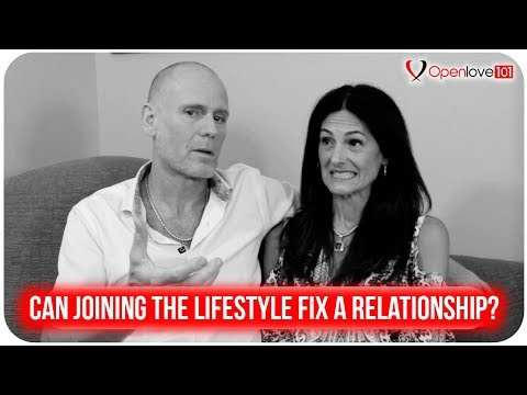 Can Joining The Swingers Lifestyle Save A Relationship?